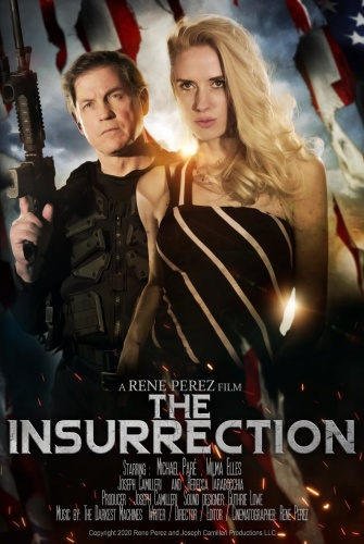 The Insurrection 2020 720p HDRip x264 [Dual Audio][Hindi+English]-1XBET