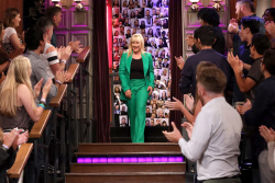 Patricia Arquette - The Late Late Show with James Corden: July 31st 2019