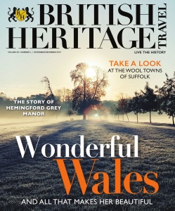 British Heritage Travel  November (2019)