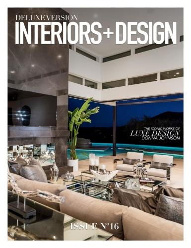 Deluxe Version Interiors  Design - Issue N 16 (2020)