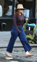Bryce Dallas Howard - out and about in NYC 8/13/19