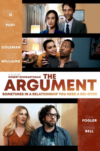 The Argument 2020 BRRip XviD AC3-EVO