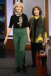 Lily Tomlin - Jimmy Kimmel Live: January 20th 2020