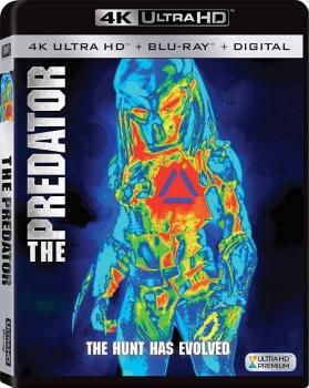 The Predator (2018) Full Blu-Ray 4K 2160p UHD HDR 10Bits HEVC ITA DTS 5.1 ENG Atmos/TrueHD 7.1 MULTI