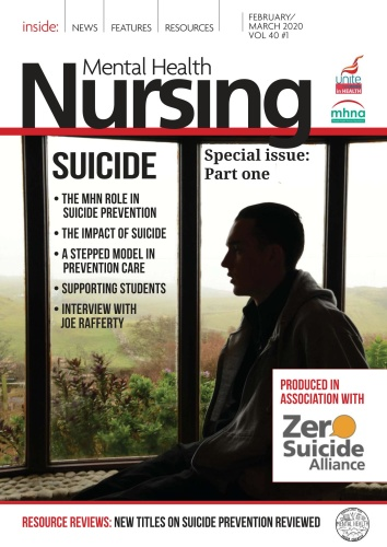 Mental Health Nursing - February-March (2020)