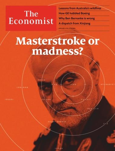 The Economist USA 01 11 (2020)