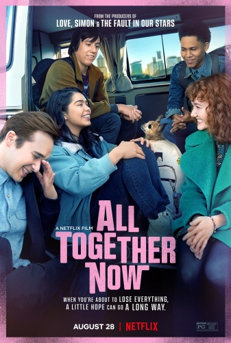 All Together Now 2020 HDRip XviD AC3-EVO
