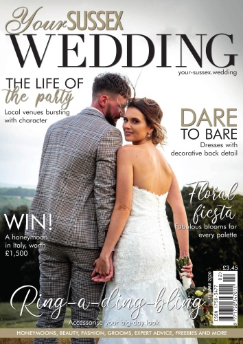 Your Sussex Wedding - February-March (2020)