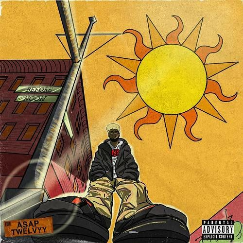 A$AP Twelvyy   Before Noon  Rap (2020)