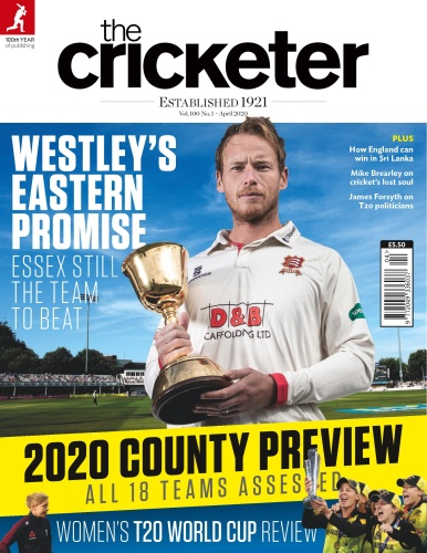 The Cricketer Magazine - April (2020)