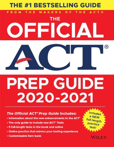 The Official ACT Prep Guide (2021)