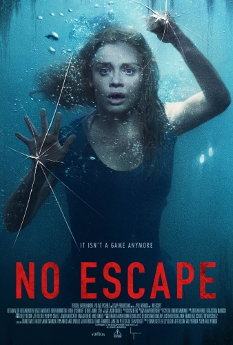 No Escape 2020 HDRip XviD AC3-EVO
