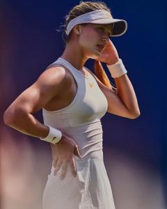 Genie Bouchard - US Open in New York - 08/28/2018
