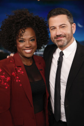 Viola Davis - Jimmy Kimmel Live: September 24th 2018