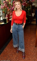 Ashley James - Ella Canta Launch Tulum Brunch Series in London 5/18/19