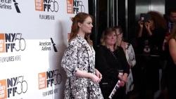 Emma Stone - New York Film Festival 9-29-2018