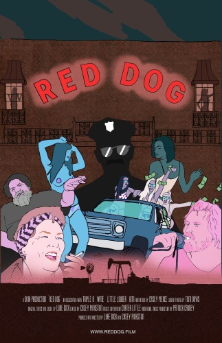 Red Dog 2019 1080p HULU WEBRip AAC2 0 x264-TEPES