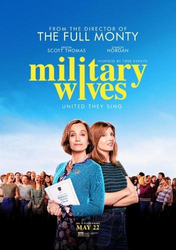 Military Wives 2020 BRRip XviD AC3-EVO