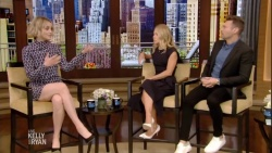 Taylor Schilling - Live with Kelly and Ryan - 2019-04-17