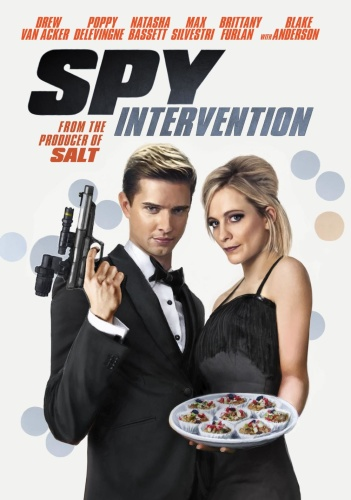 Spy Intervention 2020 720p WEBRip 800MB x264-GalaxyRG