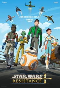 Star Wars Resistance S02E07 The Relic Raiders 720p DSNY WEBRip AAC2 0 x264-LAZY