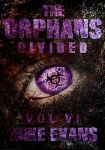 Divided (The Orphans, n  6) by Mike Evans