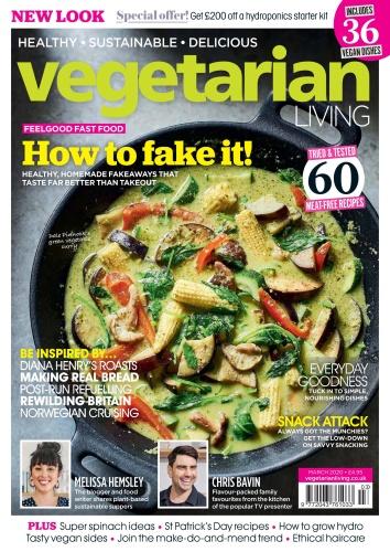 Vegetarian Living - March (2020)
