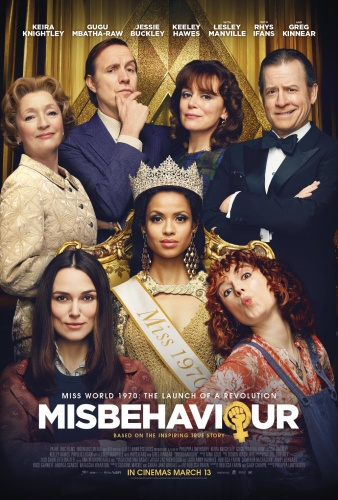 Misbehaviour 2020 BRRip XviD AC3-EVO
