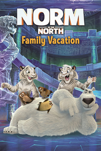 Norm of the North Family Vacation 2020 1080p WEB-DL H264 AC3-EVO