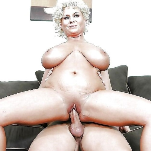 Mature woman sex young