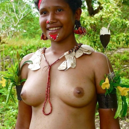 Real african girls nude