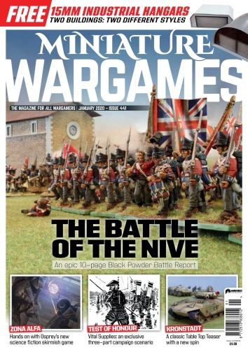 Miniature Wargames - Issue 441 - January (2020)