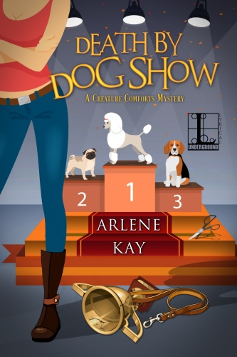 Death by Dog Show   Arlene Kay    Book