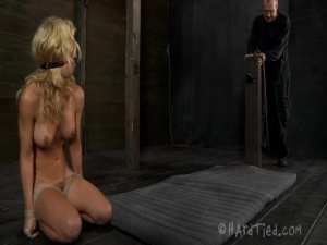 Hardtied - Deception - Cherie Deville - BDSM, Punishment, Bondage