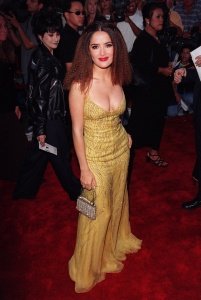 "Salma Hayek - Throwback Thursday ""54"" Opening in NYC (1998)"