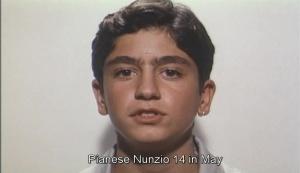 Pianese Nunzio 14 anni a maggio 1996