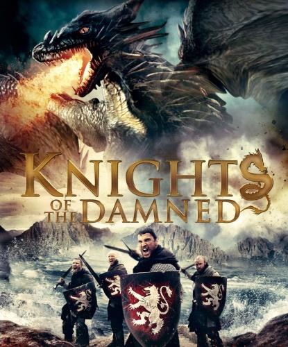 Knights of The Damned (2017) 720p BluRay x264 ESubs [Dual Audio] [Hindi+English] -=!Dr STAR!=-