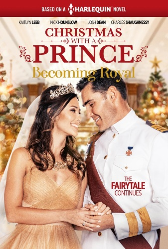 Christmas With a Prince Becoming Royal 2019 1080p HDTV x264-CRiMSON