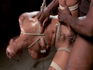 Hard And Fast Jack Hammer Lotus Lain - BDSM, Punishment, Bondage