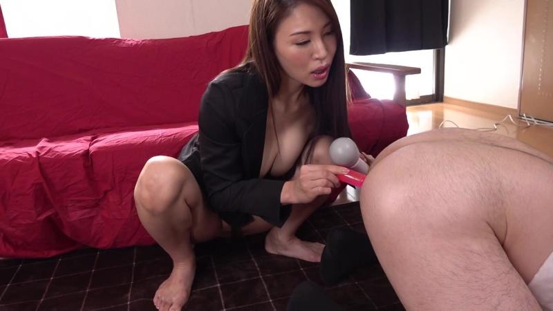 [AVSA-121] Queen Toka's Masochist Man Training [1080p]