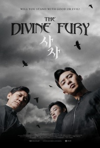 The Divine Fury 2019 HDRip XviD AC3-EVO