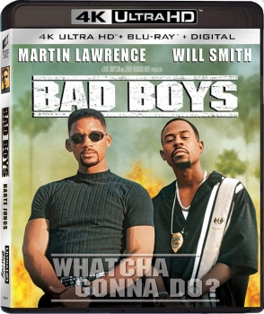 Bad Boys (1995) Full Blu-Ray 4K 2160p UHD HDR 10Bits HEVC ITA DTS-HD MA 5.1 ENG TrueHD 7.1 MULTI