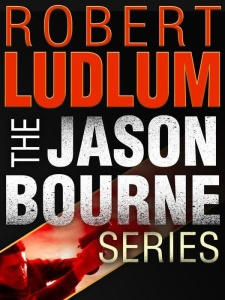 Jason Bourne Series 3-Book Bundle by Robert Ludlum