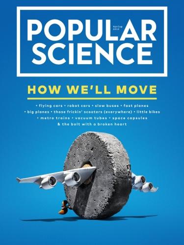 Popular Science Spring (2019)