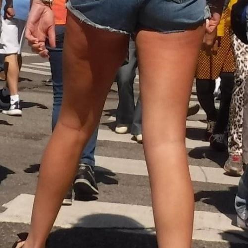 Black girl butt porn