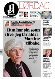 Aftenposten - 10 03 (2018)