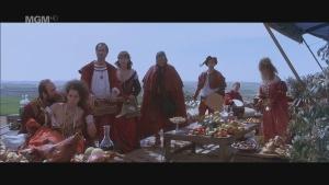 Jennifer Jason Leigh / Blanca Marsillach / others / Flesh+Blood / nude /  (US 1985) OM4edkmc_t
