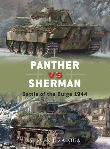 Panther vs Sherman Battle of the Bulge 44 19