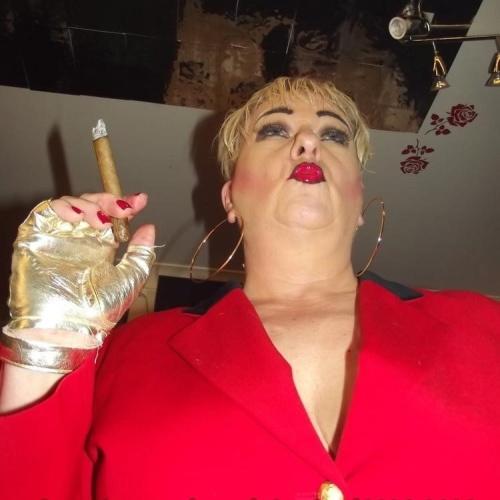 Fat smoking fetish