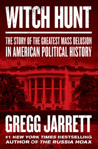 Witch Hunt The Story of the Greatest Mass Delusion in American Political History